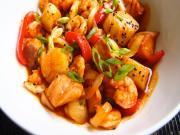 Easy Korean Stir Fry