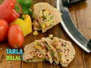 Corn And Cheese Quesadillas