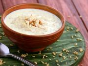 Soya Kheer Pregnancy Recipe By Tarla Dalal