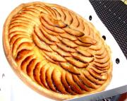 Quick Apple Tart