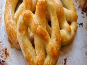 Buttery Soft Mall Pretzels