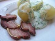 Parsley Cream Sauce