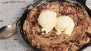 How To Make A Giant Skillet Cookie 1005844 By Videojug