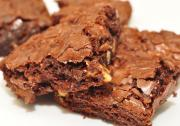 Fudge Brownies With Walnuts