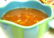 Sweet And Sour Marmalade Sauce