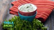 Spinach Raita For Weight Loss And Athletes 1018833 By Tarladalal