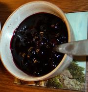 Blueberries In Syrup