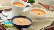 Mixed Vegetable Soup 1019621 By Tarladalal