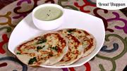 Bread Uthappam Instant Quick Indian Breakfast Recipe 1018386 By Sruthiskitchen