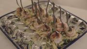 Spicy Shrimp Scampi Skewers 1014077 By Grateandfull