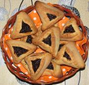 Poppy Prune Hamantaschen
