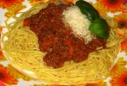 Parmesan Spaghetti Sauce