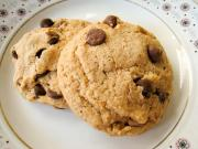 Quick Chocolate Chip Cookies