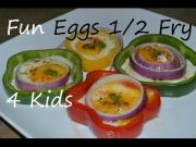 Capsicum Eggs Half Fry In 2 Minutes 1015061 By Chawlaskitchen