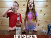 Root Spice Mocktail
