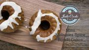 Mini Molasses Spice Bundt Cakes For Two 1017554 By Legourmettv