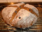 Orange Irish Soda Bread