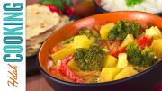 Quick Indian Curry Recipe How To Make Vegetable Curry