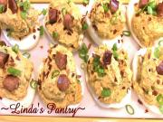 Cajun Spicy Deviled Eggs