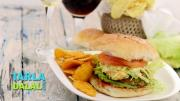 Vegetable Burgers 1018902 By Tarladalal