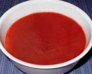 Hawaiian Strawberry Sauce