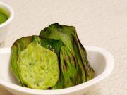 Green Peas Panki By Tarla Dalal