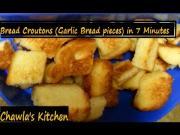 Bread Croutons 1014825 By Chawlaskitchen