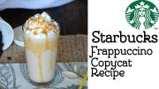 How To Make Starbucks Frappuccino 1015334 By Copykat