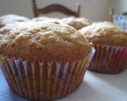 Banana Oatmeal Muffin
