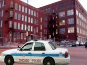 Chicago Police Black Site For Detaining People Like Terrorists