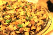 Chestnut Herb Stuffing for Turkey