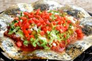 Mexical layered dip