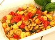 Sauteed Vegetable Gnocchi