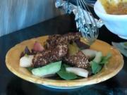 Sesame Pecan Chicken Salad