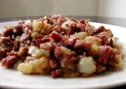 Corned Beef And Potato Hash