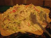 Creamed Chinese Cabbage
