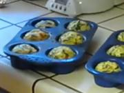 Low Carb Sunday Special Breakfast Muffins