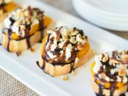 Butternut Squash Crostini: Thanksgiving Collaboration