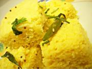 Dhokla- How Easy