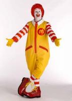 McDonald's Ronald will not be further seen in latest McDonald's commercials