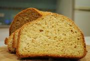 Whole Wheat And White Flour Bread