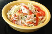 Vinegar Cabbage Salad