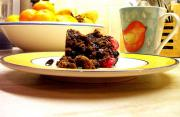 Jennie Benedict's Fruit Cake