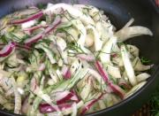 Vegan Fennel Slaw