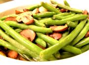 Gruyere And Green Bean Salad