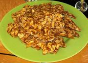 Quick Almond Brittle