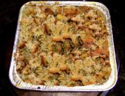 Chestnut Stuffing Using Whole Meal Breadcrumbs
