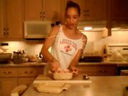 How to Make Strawberry Buttermilk Ice Cream: Cooking with Kimberly