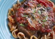 Classic Portobello Parmesan