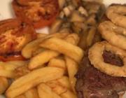 Explore Wines with Steak and Chips